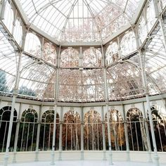TRAVEL | Take me here...Crystal Palace Madrid ✨ #boandluca#travel#gypsy