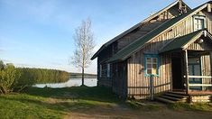 Venehjärvi – Wikipedia Cabin, House Styles, Home Decor, Decoration Home, Room Decor, Cottage, Interior Decorating, Cottages