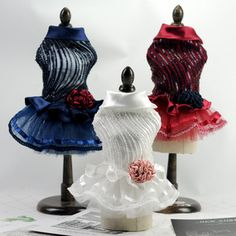 Buy at Wholesale Prices | China Wholesale Small Dog Clothes Patterns, Dog Breeds Little, Homemade Dog Toys, Dog Grooming Business, Pet Grooming, Dog Wedding Dress, Dog Organization, Beaded Dog Collar, Online Pet Supplies