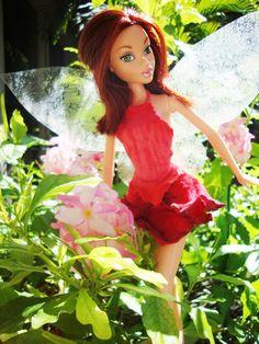 Disney Fairies:Rosetta by PinkUnicornPrincess.deviantart.com on @deviantART