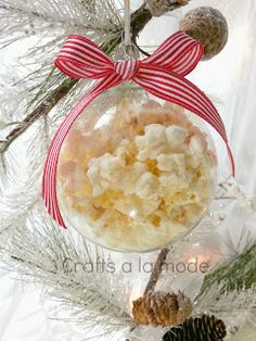 Crafts a la mode : Fun and Entertaining Christmas Ornament