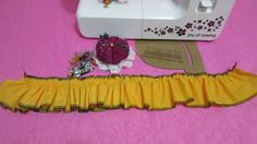 Cómo se usa el prensatelas fruncidor, dobladillador, plegador, ruchador. Ruffler Attachment Presser Foot