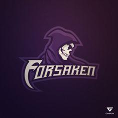 Forsaken Mascot Logo on Behance
