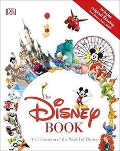 Buy The Disney Book by Jim Fanning at Mighty Ape NZ. Celebrate the world of Disney in The Disney Book, from the beautiful animations and amazing live action movies to the magical Disney parks and attract. Disney Films, Disney Parks, Walt Disney, Live Action Movie, Action Movies, Mary Poppins, Book Club Books, The Book, Disneyland