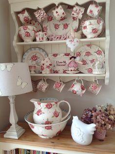 Emma Bridgewater pink collection