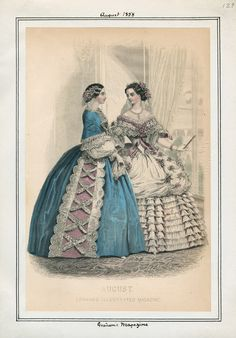vintagesusie & wings: Spring & Fabulous French Fashion Plates