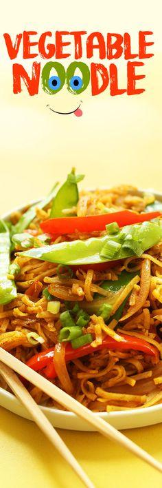 Vegetable Noodle