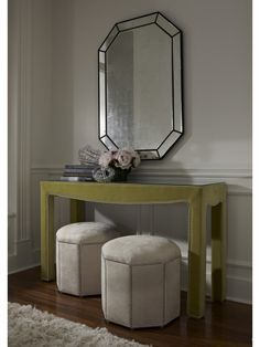 Victor Console Table   MITCHELL GOLD + BOB WILLIAMS