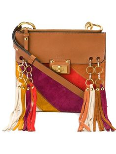 Shop Chloé 'Jane' shoulder bag in Luisa World from the world's best independent boutiques at farfetch.com. Shop 400 boutiques at one address.