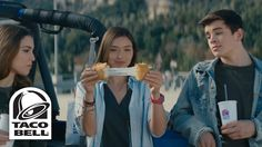 Bigger Than… (Full Version) | 2016 Taco Bell® Quesalupa Big Game Commercial. HAYES IS IN IT YAS!!!!!!!!!