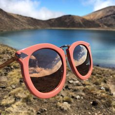 Good Morning From New Zealand! @karen_walker Here, Taking Over #shopbop 's Instagram For The Day. Tap The Link In Their Bio To Shop These #sunglasses By Shopbop