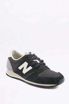 """New Balance – Sneaker """"420"""" in Schwarz und Grau"""