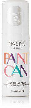 Pin for Later: Il N'y a Rien de Plus Facile Que de Faire Plaisir à une Makeup Addict  Nails Inc Vernis à ongles en spray, Shoreditch Lane (12€)
