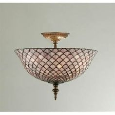 tiffany ceiling lighting - Google Search