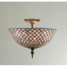tiffany ceiling lighting - Google Search
