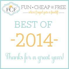 Best of 2014 year in review from FunCheapOrFree.com