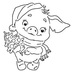 Одноклассники Cute Christmas Ideas, Christmas Art, Christmas Photos, Christmas Decorations, Christmas Stickers, Christmas Printables, Adult Coloring Pages, Coloring Books, Hobbies And Crafts