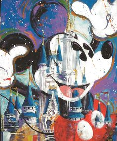 Mickey Mouse / Magic Kingdom