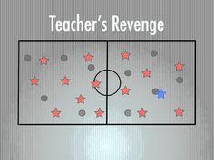 Physical Education Games - Teacher's Revenge