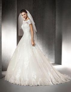 San Patrick Bridal Gown Style - Sophie