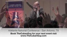 Latino Motivational Speaker: Famous Hispanic Speaker @ Adelante National...