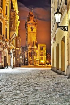 Praha~ brings up a lots of memories. Beautiful !!!