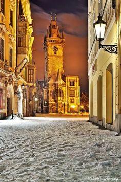 Praha~ brings up a lots of memories. Beautiful !!!