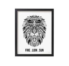 7bd346827e603 Items similar to Leo star sign - Leo zodiac art - Zodiac signs - Zodiac sign  wall art - zodiac gift - wall art - gift for her - gift for him - Leo zodiac  on ...