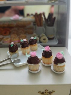 Rubyrose's Bakery/Cupcake 'Guimauves et por MiniofRubyrose en Etsy