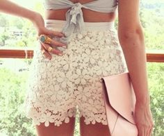 lace for summer~