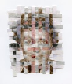 Remnants by Greg Sand. He weaves together 3 images of a person from different points in their life.