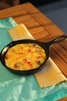 Skillet Frittata from Quarter Life (Crisis) Cuisine