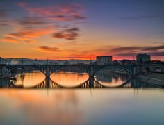 Photo Maribor sunrise I by Peter Zajfrid on 500px