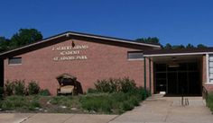 Mary Moss at J. Albert Adams Academy