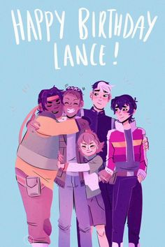 Happy Birthday Lance!!