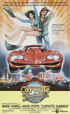 70's cheese but still an enjoyable movie. Luke Skywalker in a Vette.