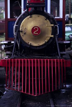 Image detail for -Old steam train