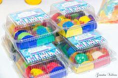 Moana Party, Cube, Teen Titans, Kenya, Lego, Party Ideas, Food, Party Favors, Party Recipes