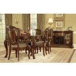ART Furniture - Old World 5 piece Leg Dining Room Set - ART-143220K5  SPECIAL PRICE: $2,550.00