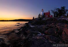 Eagle Harbor Lighthouse (Eagle Harbor, MI)