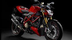 2012 Ducati Streetfighter 1098s.