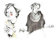 Morin Zasly / beautiful illustrations.
