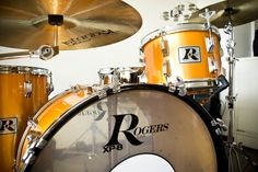 Rogers Drums XP8 - 1978