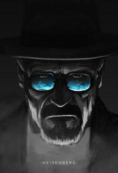 Heisenberg by Saad Irfan