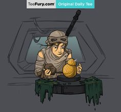 """""""Reyders of the Lost Droids"""" by Brandon Kenney and Karen Hallion What happens when a new generation of heroes discovers a hidden relic in the form of a lovable little droid? Rey of Star Wars: The Force Awakens Max Von Sydow, Nerdy Shirts, Love Stars, Good Movies, Pop Culture, Sci Fi, Geek Stuff, Artsy, Star Wars"""
