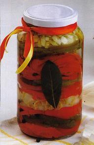 conservas Antipasto, Preserve, Canning, Diy, Spices, Healthy Foods, Spices, Diy Creative Ideas, Gourmet