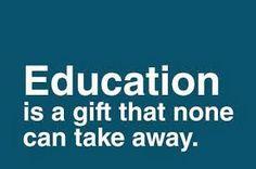 True #educationforall