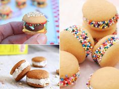 Think Nilla Wafers are just good in banana pudding or pie crusts? These famous cookies can act as a sweet building block in a lot of easy desserts. Check out these creative ideas to find your next go-to recipe. Nilla Wafer Recipes, Cookie Recipes, Snack Recipes, Snacks, Yummy Recipes, Wafer Cookies, Yummy Cookies, Vanilla Wafer Dessert, Tutus