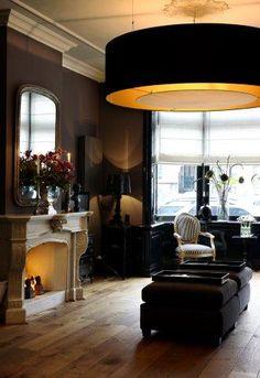 Residenz hotel, Den Haag, Living room