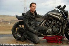 VMax, a moto do Ghost Rider 2